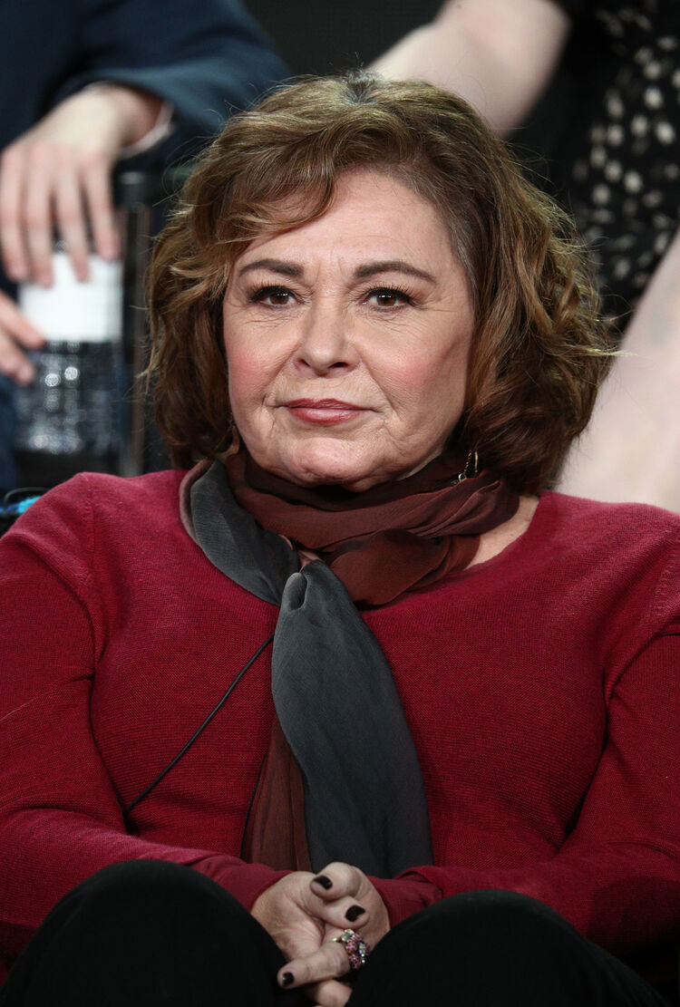 Rosanne Barr - Getty Images