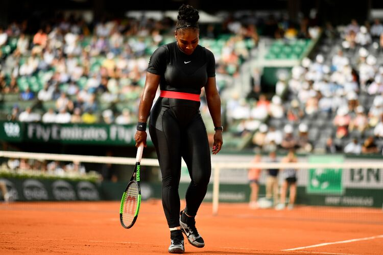 Serena Williams Photo:Getty Images AFP
