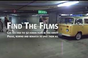 Only A True Movie Buff Can Spot All 52 Film References In This Video