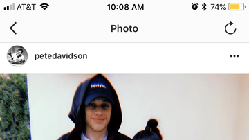 Mayhem - Pete Davidson and Ariana Grande's Relationship is IG Official!