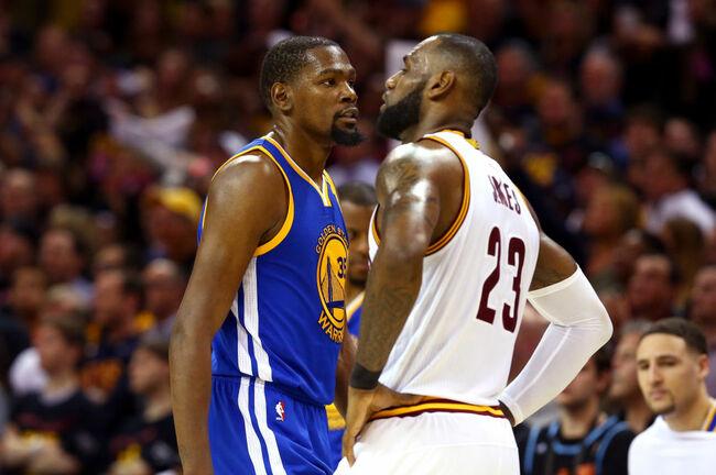 Warriors vs. Cavaliers