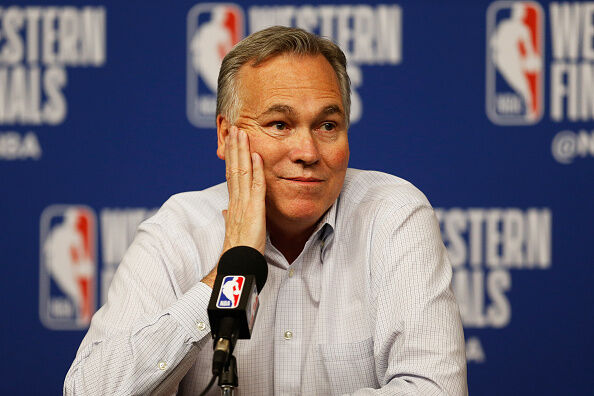 Mike D'Antoni / Getty Images