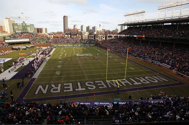 Wisconsin Football To Play Northwestern At Wrigley Field In