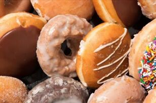 You Can Get Free Donuts At Krispy Kreme Tomorrow