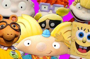 Every State's Favorite '90s Kids Cartoon