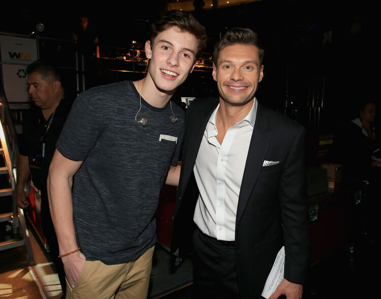Win an opportunity to meet ryan seacrest shawn mendes at wango kick off summer by attending iheartradios 2018 wango tango presented by att and also win a chance to meet ryan seacrest and performer shawn mendes m4hsunfo