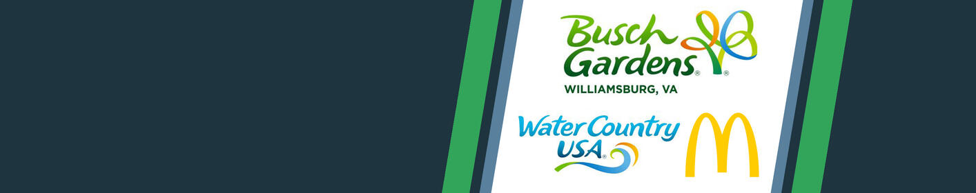 Win the Ultimate Family Getaway at Busch Gardens or Water Country USA