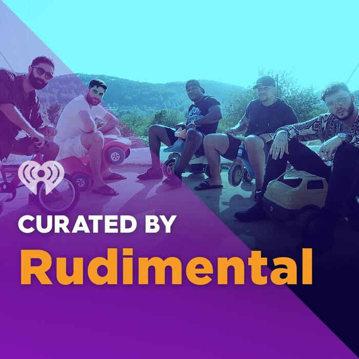 Curated By: Rudimental