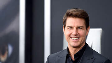 San Diego - Tom Cruise Shares Pic from Top Gun Sequel