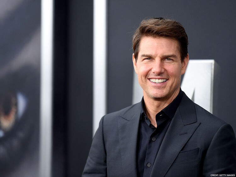 NEW YORK, NY - JUNE 06: Tom cruise attends the 'The Mummy' New York Fan Eventat AMC Loews Lincoln Square on June 6, 2017 in New York City. (Photo by Jamie McCarthy/Getty Images)