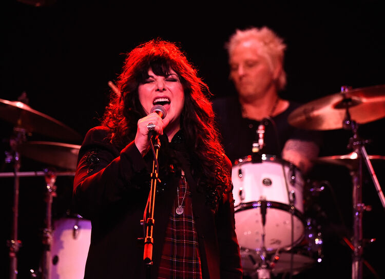 Ann Wilson, 2014, Getty Images