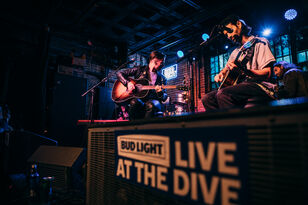 Bud Light Live at the Dive: Foster The People