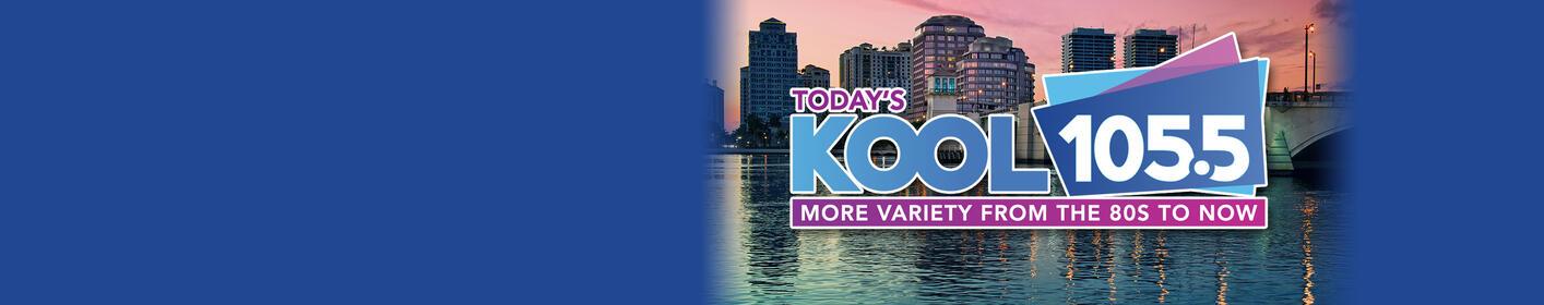 Listen To Today's KOOL 105.5 For More Variety From The 80s To Now!
