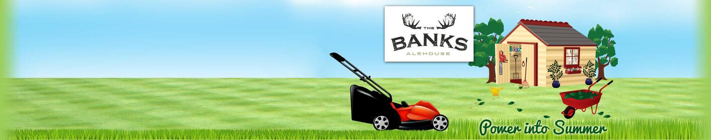 Power into Summer Monday Nights at The Banks Alehouse & You Could Win a Total Yard Makeover >