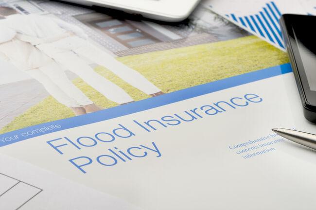 Flood Insurance Getty RF