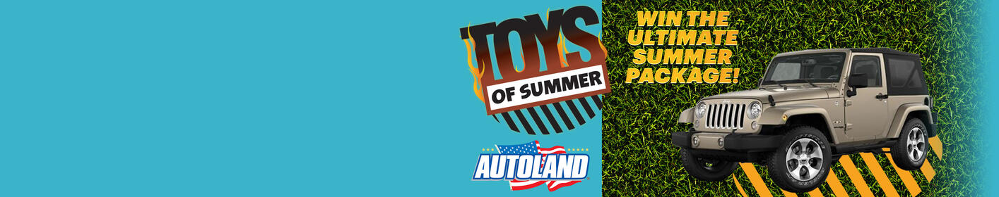 Win Q104.3's Toys of Summer!