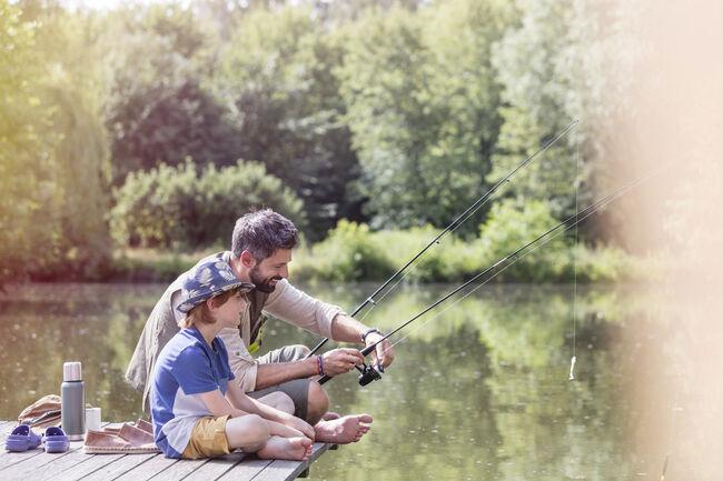 Fishing Getty