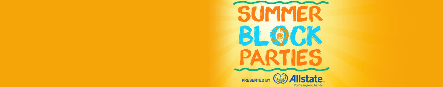 TODAY @ 7:10am Johnny reveals the August Summer Block Party lineup!