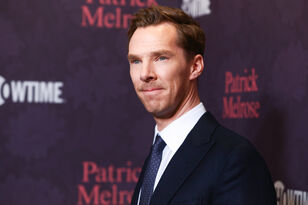 Benedict Cumberbatch Saves Cyclist From Mugging in London