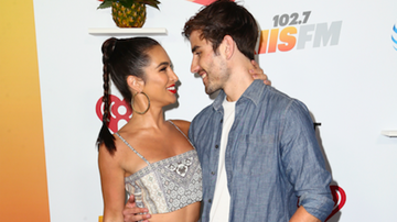 None - Bachelor's Ashley Iaconetti, Jared Haibon Win Cutest Couple at Wango Tango