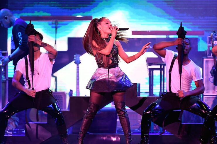 Ariana Grande 2018 Wango Tango