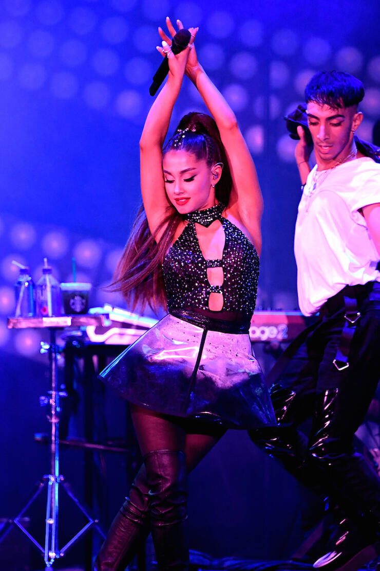 Ariana Grande 2018 iHeartRadio Wango Tango