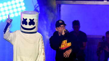 "None - Marshmello, Logic Close Out Epic 2018 Wango Tango With ""Everyday"""