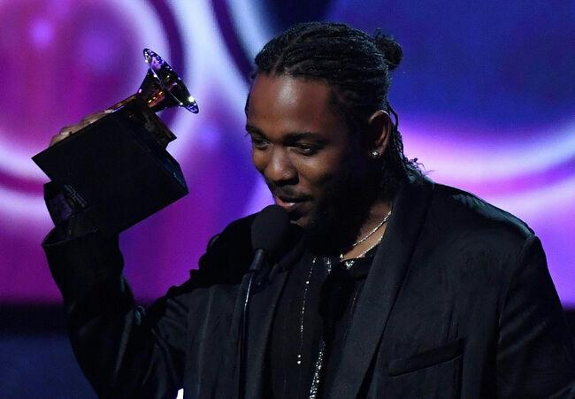 Kendrick Lamar - Getty Images