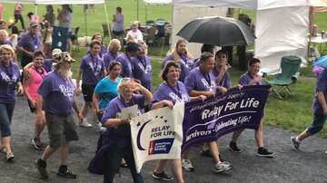 Chris & Rosie - PHOTOS:  Shenandoah County Relay For Life