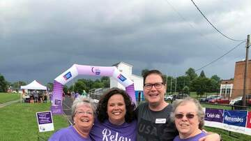 Chris & Rosie - PHOTOS: Clarke County Relay For Life