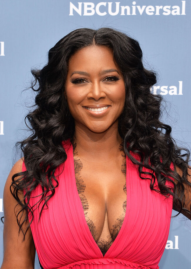 Kenya Moore-photo: Getty Images North America