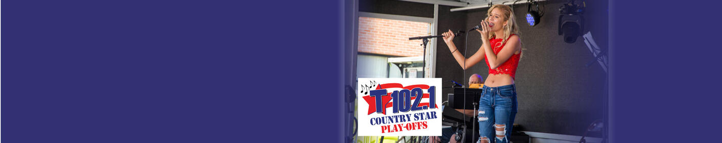 PHOTOS: T102 Country Star Playoffs!