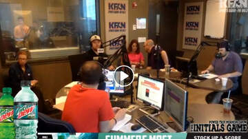 The Initials Game - WATCH: Check out the LIVE CAM feed from the 206th Initials Game | KFAN