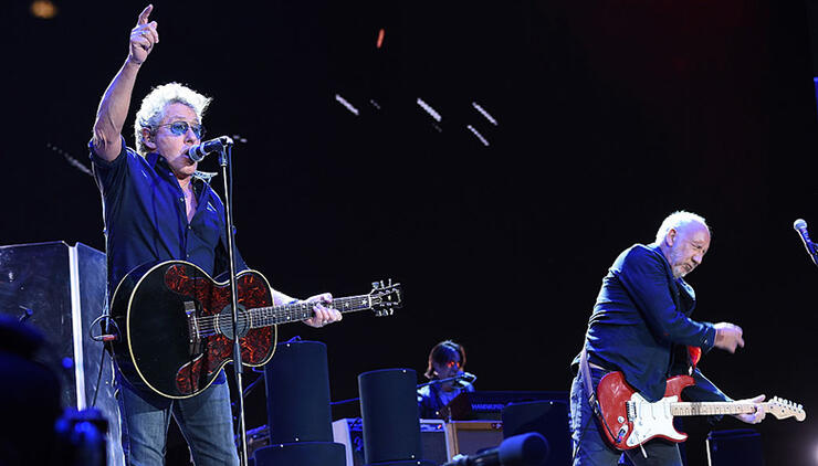 Roger Daltrey Says Pete Townshend's Greatest Work Is Before Him