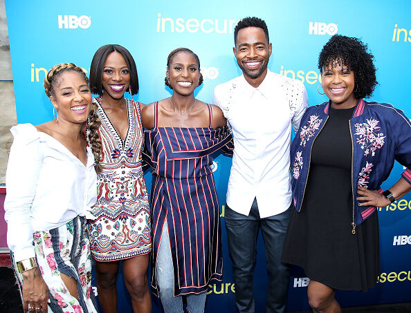 Insecure Cast - Getty Images