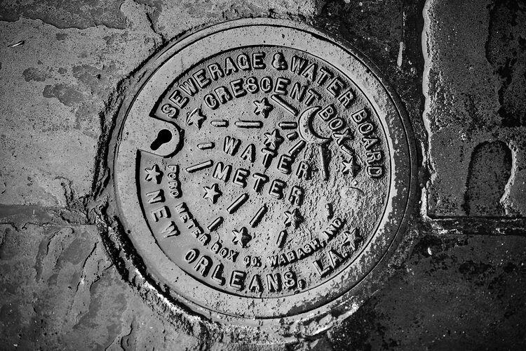 New Orleans Water Meter Getty RF
