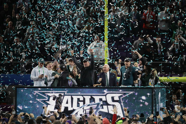 Philadelphia Eagles - Getty Images