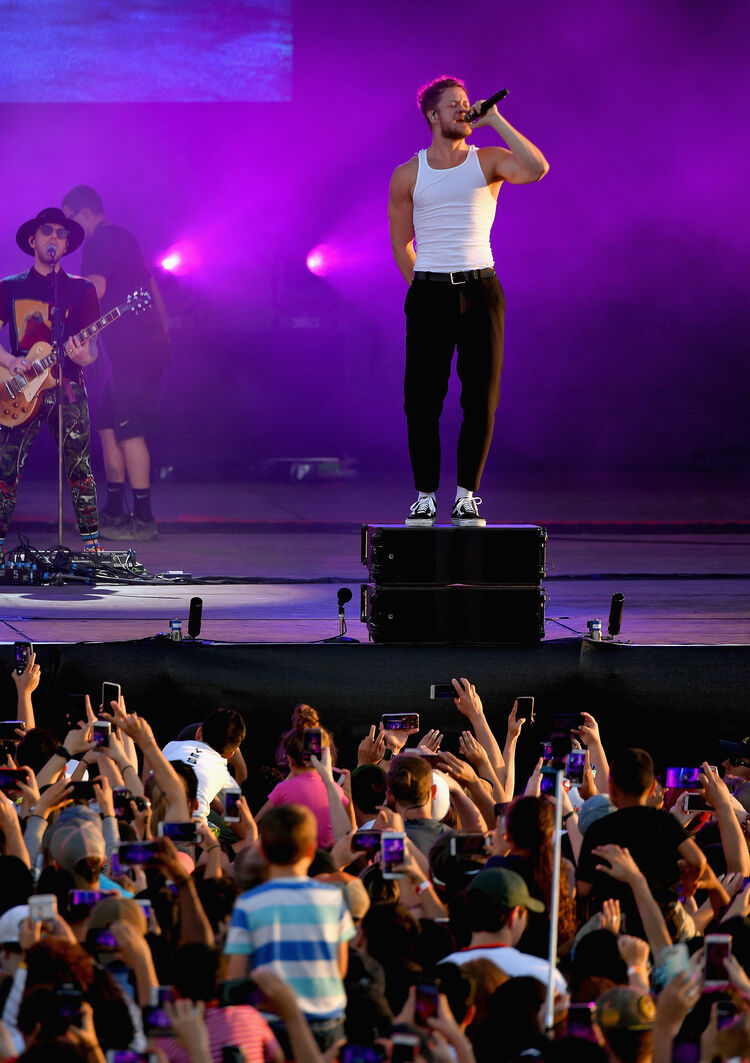 Imagine Dragons - Getty Images