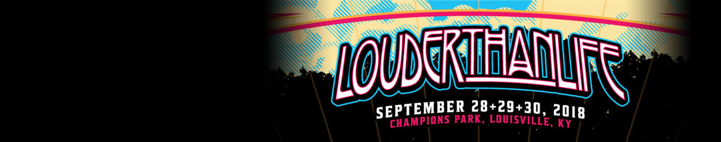 Enter To Win Louder Than Life Ticket Giveaway!