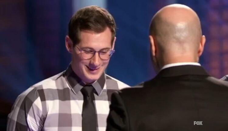 Iowa City Optometrist Matt Houk LINK TO FOX TV EPISODE HERE
