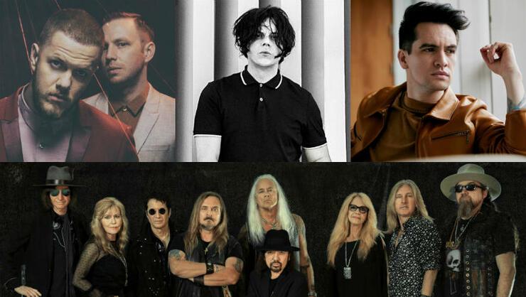 iHeartRadio Music Festival Rock Artists