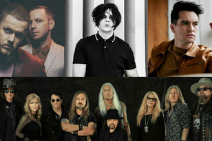 Jack White, Imagine Dragons & More to Rock 2018 iHeartRadio Music Festival