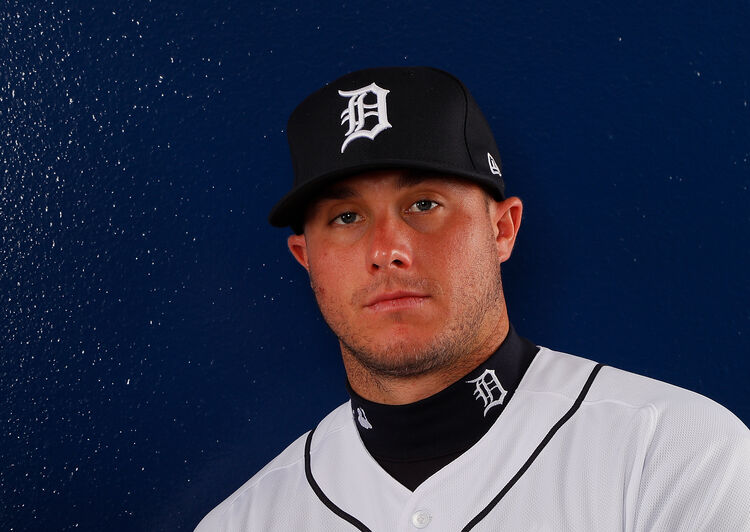 James McCann - Sexiest men of major league baseball