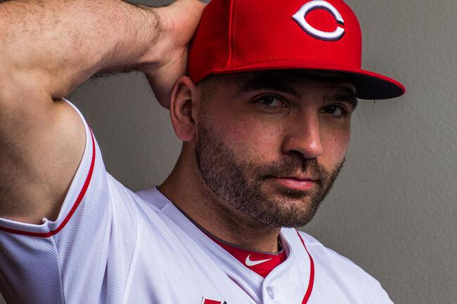 Joey Votto - hot men on the baseball field