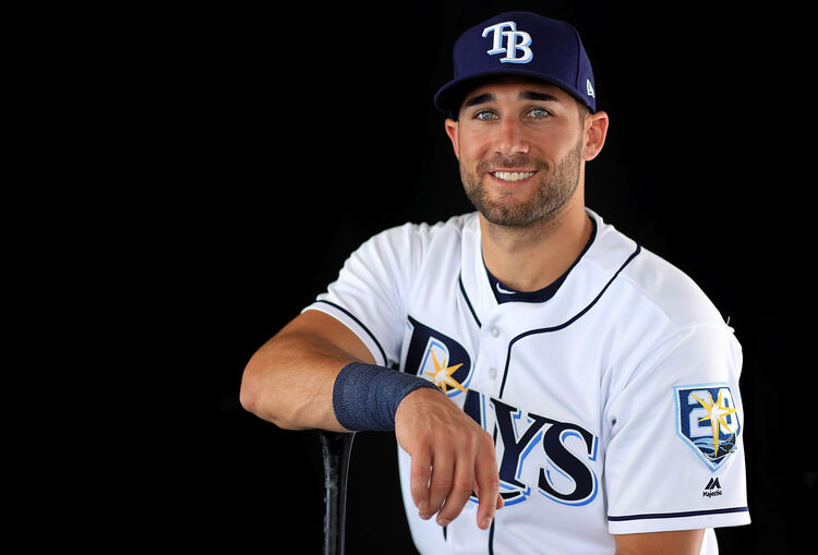 Kevin Kiermaier - hot sexy men of baseball