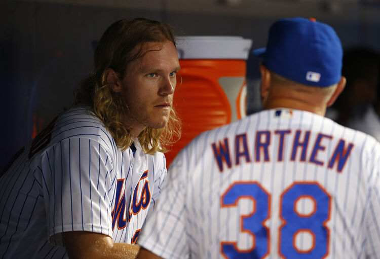 Noah Syndergaard- Sexiest Men of Baseball - Photo: Getty Images
