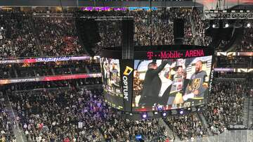 Vegas Golden Knights - Go Behind the Scenes at the Stanley Cup Final in Las Vegas