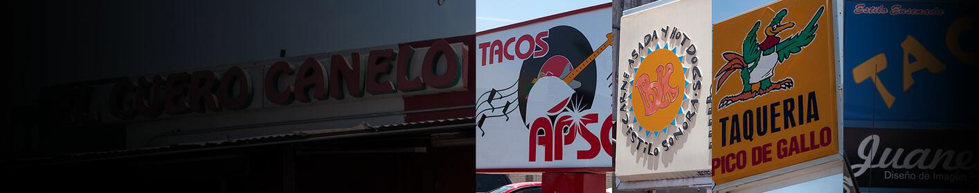 Check Out The Best Taco Spots Around Tucson!