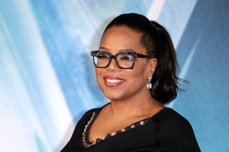 Oprah-photo:Getty Images Europe