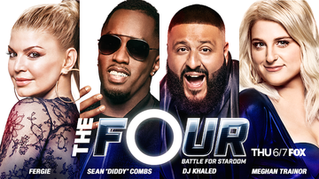 The Four - 'The Four: Battle For Stardom' - Panel Previews Season Two